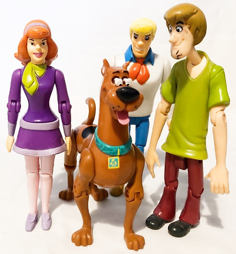 Scooby-Doo! Figure Set Equity 2001