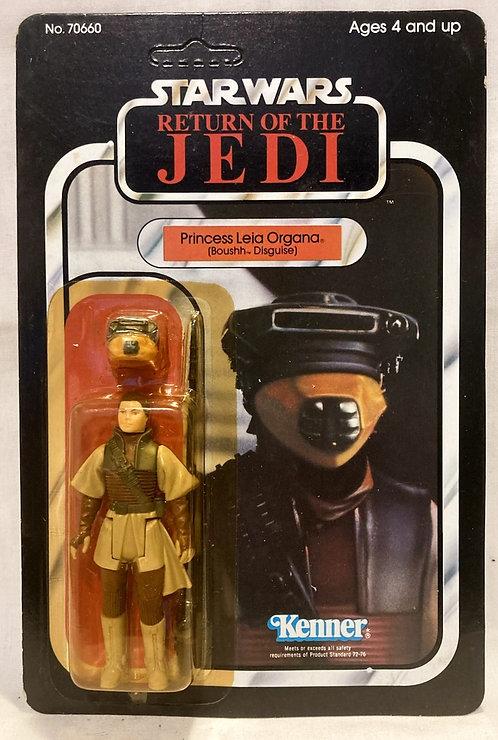 Vintage Star Wars Return Of The Jedi Leia Boushh Kenner 1983