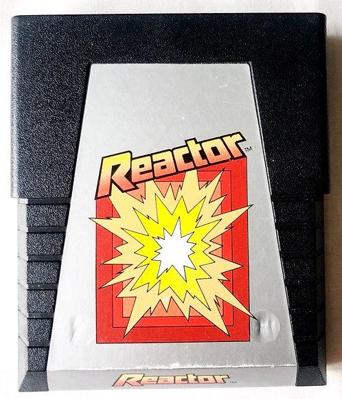 Reactor Atari 2600 U.K. (PAL)