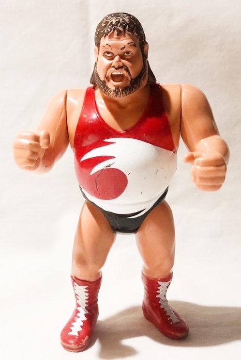 Vintage WWF Typhoon Hasbro
