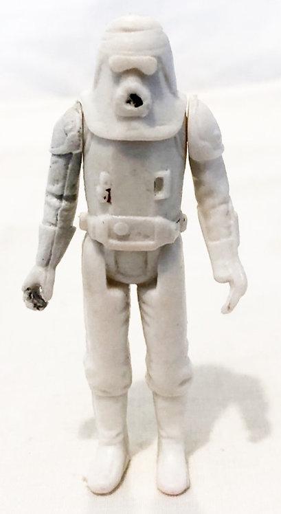 Vintage Star Wars Hoth Stormtrooper Mexican Bootleg