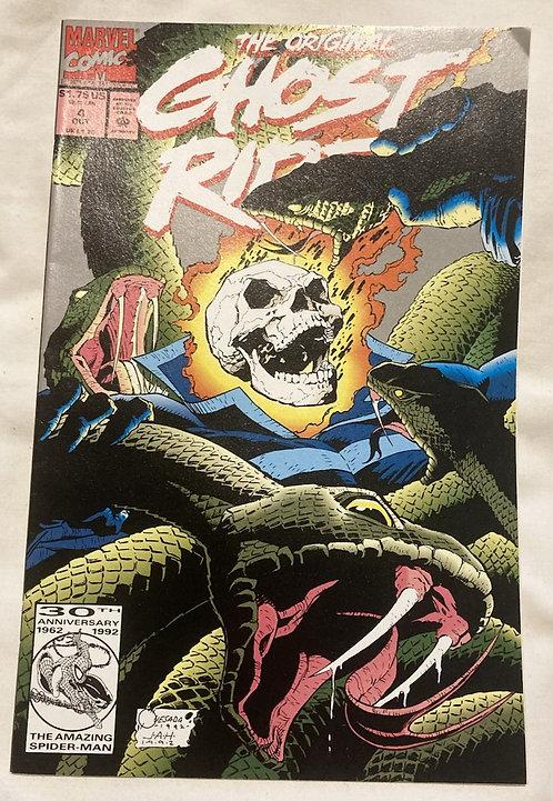 The Original Ghost Rider #4 October 1992