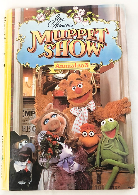 Muppets Annual No. 3 1979