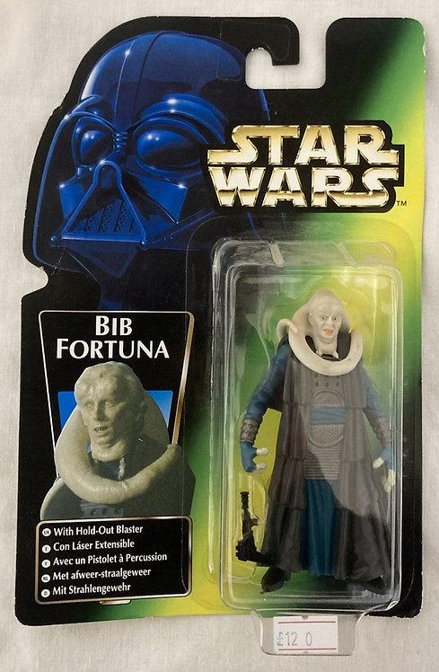 Star Wars The Power Force Bib Fortuna Kenner 1995