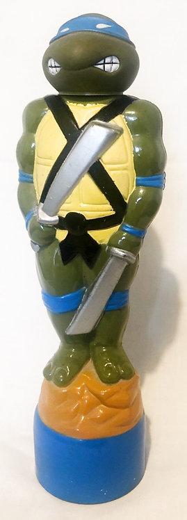 Teenage Mutant Hero Turtles Leonardo Bubble Bath 1990