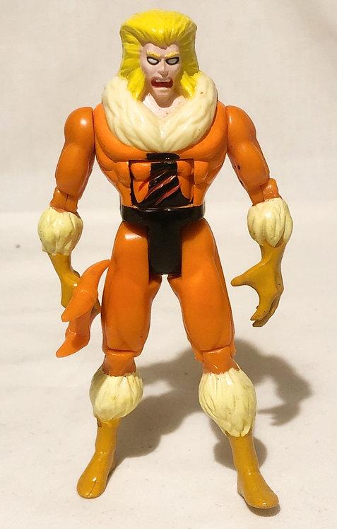 The Uncanny X-Men Sabretooth Self Healing Toybiz 1992