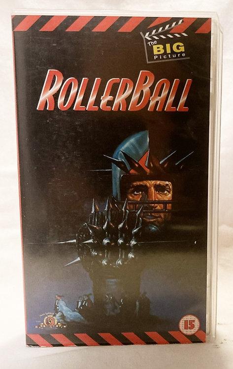 Rollerball VHS