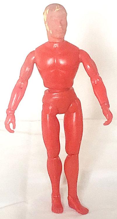 Human Torch Figure Mego Hong Kong 1974