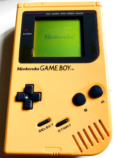 Nintendo Game Boy Yellow 1989