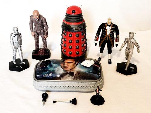 Doctor Who Bundle Parts