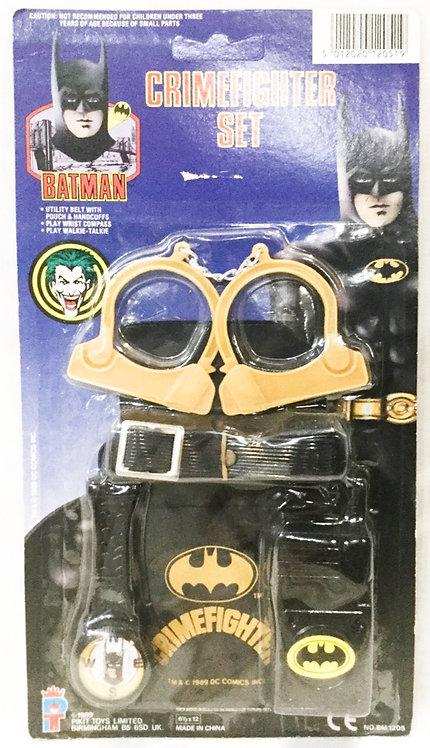 Batman Crimefighting Set 1989