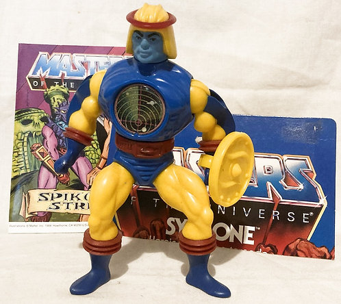 He-Man And The Masters Of The Universe Sy-Klone Mattel 1985