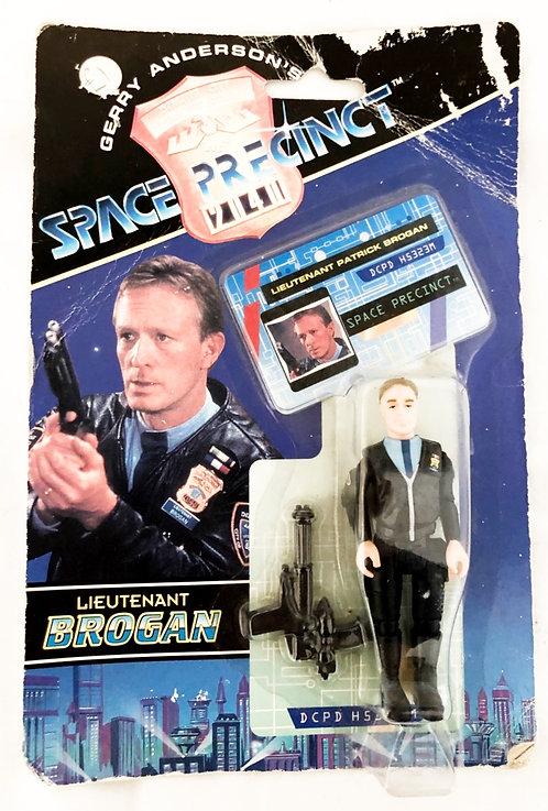 Space Precinct 2040 Lieutenant Brogan Vivid 1994