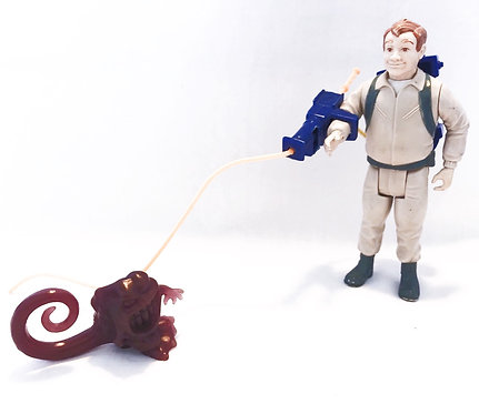 The Real Ghostbusters Ray Figure 1986