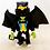 Thumbnail: Little Dracula Drac Attack Figure Bandi 1991