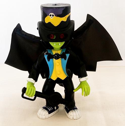 Little Dracula Drac Attack Figure Bandi 1991
