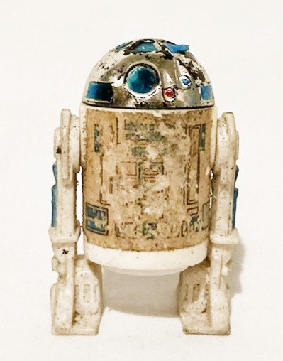 Vintage Star Wars R2-D2 Sensorscope Hong Kong 1981