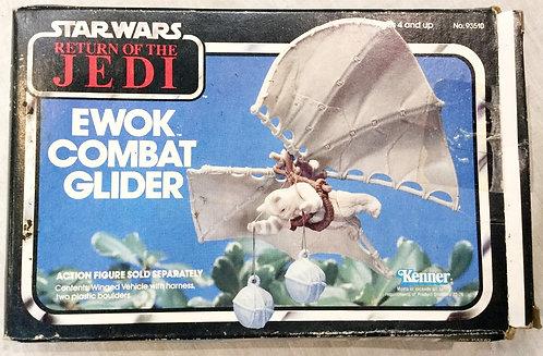 Vintage Star Wars Return Of The Jedi Ewok Combat Glider 1983