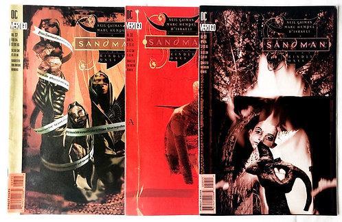 Sandman #57 #58 #59 Comic Set DC Vertigo 1994