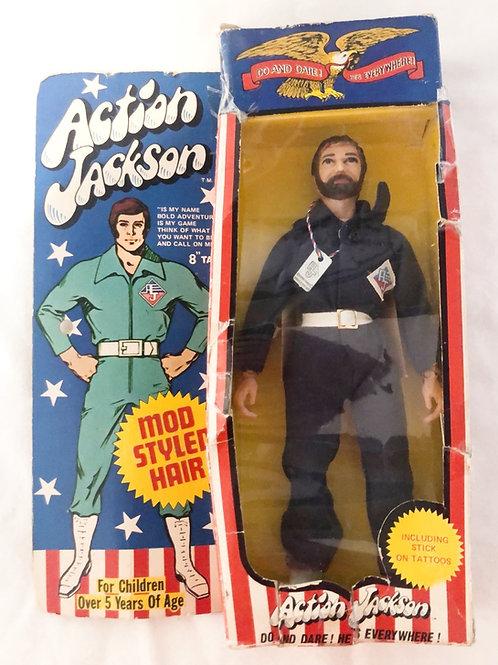 Action Jackson Mego 1974