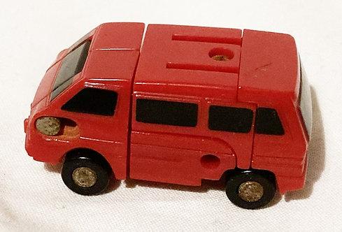 Vintage Transformers G1 Tote Off-Road Patrol Takara 1989
