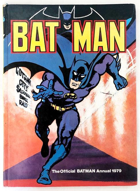 Batman Official Annual 1979