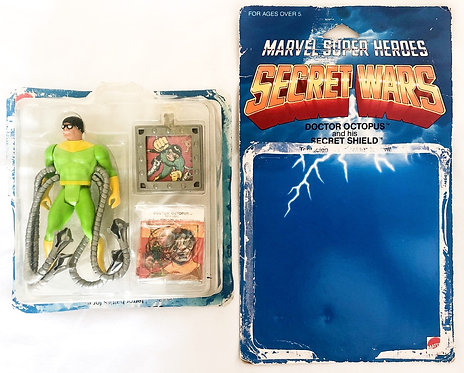 Dr Octopus Secret Wars Figure Mattel 1994