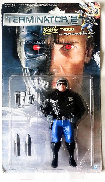 Terminator 2 Blaster T-1000 Kenner 1991
