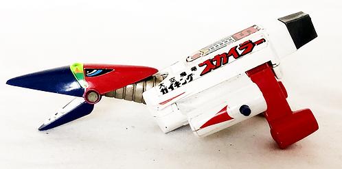 Shogun Warriors Skyler Gaiking Die-Cast Mattel Japan 1978