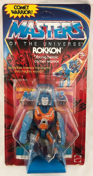 He-Man Masters Of The Universe Rokkon 1985 Malaysia