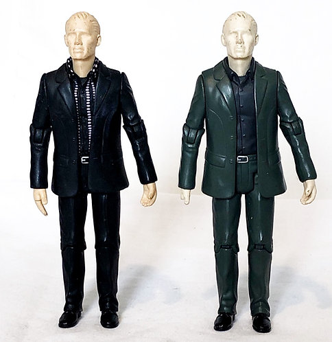 Doctor Who Auton Twin Set