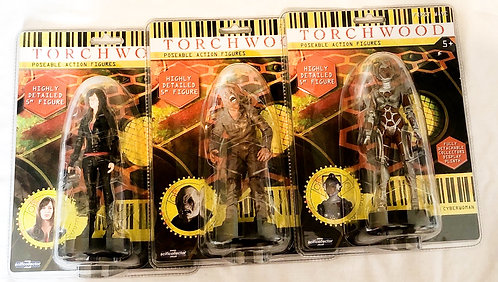 Torchwood Figure Set