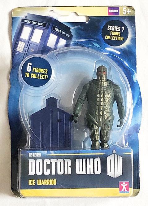Doctor Who Ice Warrior Figure