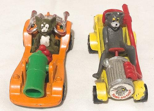 Tom And Jerry Tom Die-Cast Car Set Corgi 1979 (B)