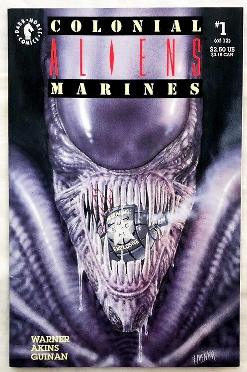 Aliens Colonial Marines #1 Dark Horse 1993