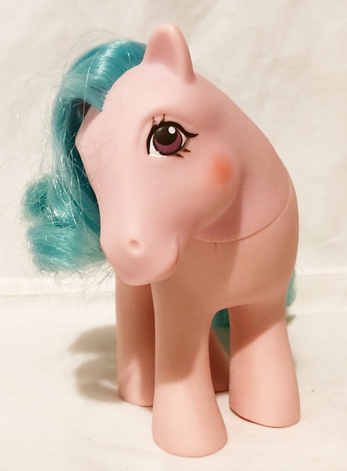 My Little Pony Banana Surprise 1984