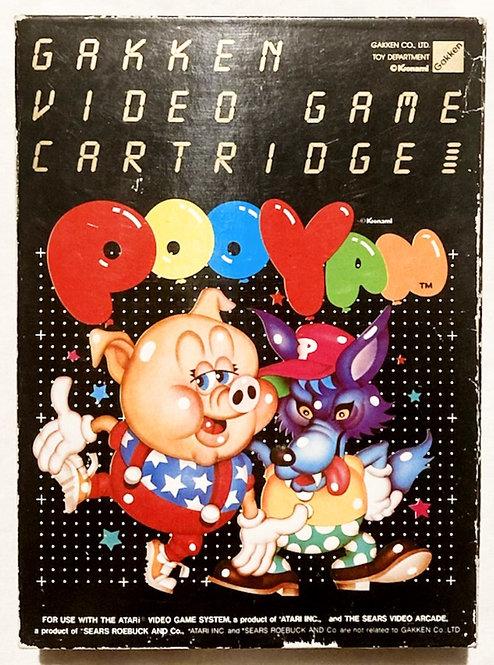Atari 2600 Pooyan Gakken 1982