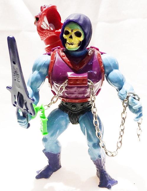 He-Man Masters Of The Universe Dragon Blaster Skeletor