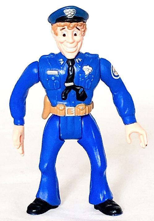 Police Academy Carey Mahoney Kenner 1989