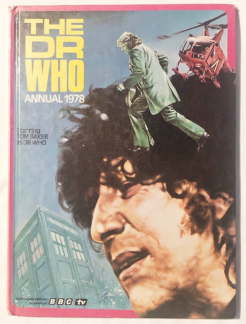 Doctor Who Annual 1978