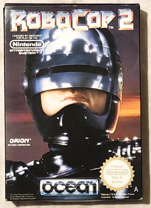 Nintendo NES RoboCop 2 U.K. (Pal)