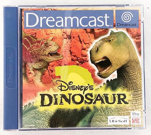 Disney's Dinosaur Dreamcast U.K. (PAL)