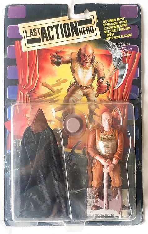Last Action Hero Axe Swinging'Ripper Mattel 1993