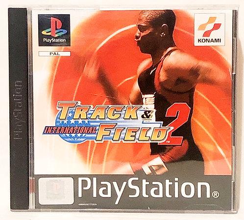Track And Field 2 International PlayStation Game U.K. (PAL)