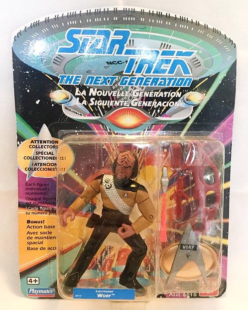 Star Trek TNG Lieutenant Worf