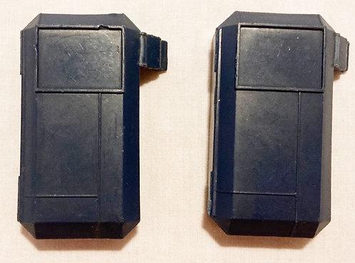 Vintage Star Wars Chewbacca Bandolier Weapon Case x2 1983