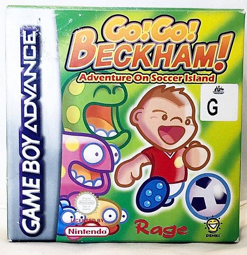 Go! Go! Beckham! Nintendo Gameboy Advanced