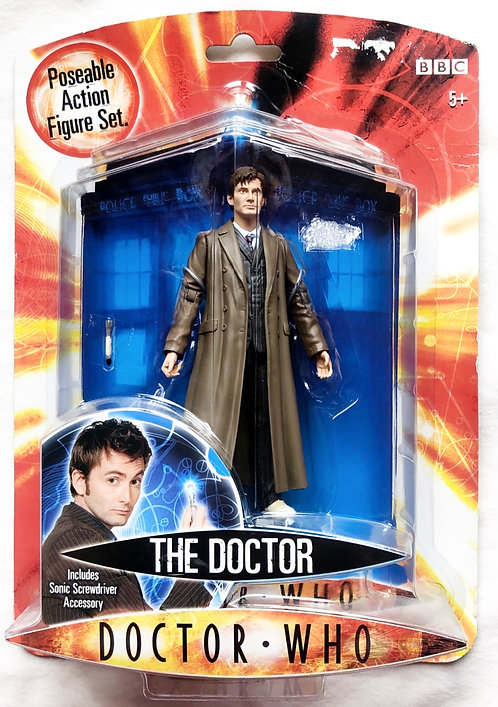 Doctor Who The Tenth Doctor