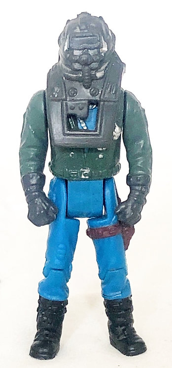 M.A.S.K. Sly Raxx Kenner 1986