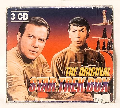 The Original Star Trek Box Original Sound Tracks ZYX